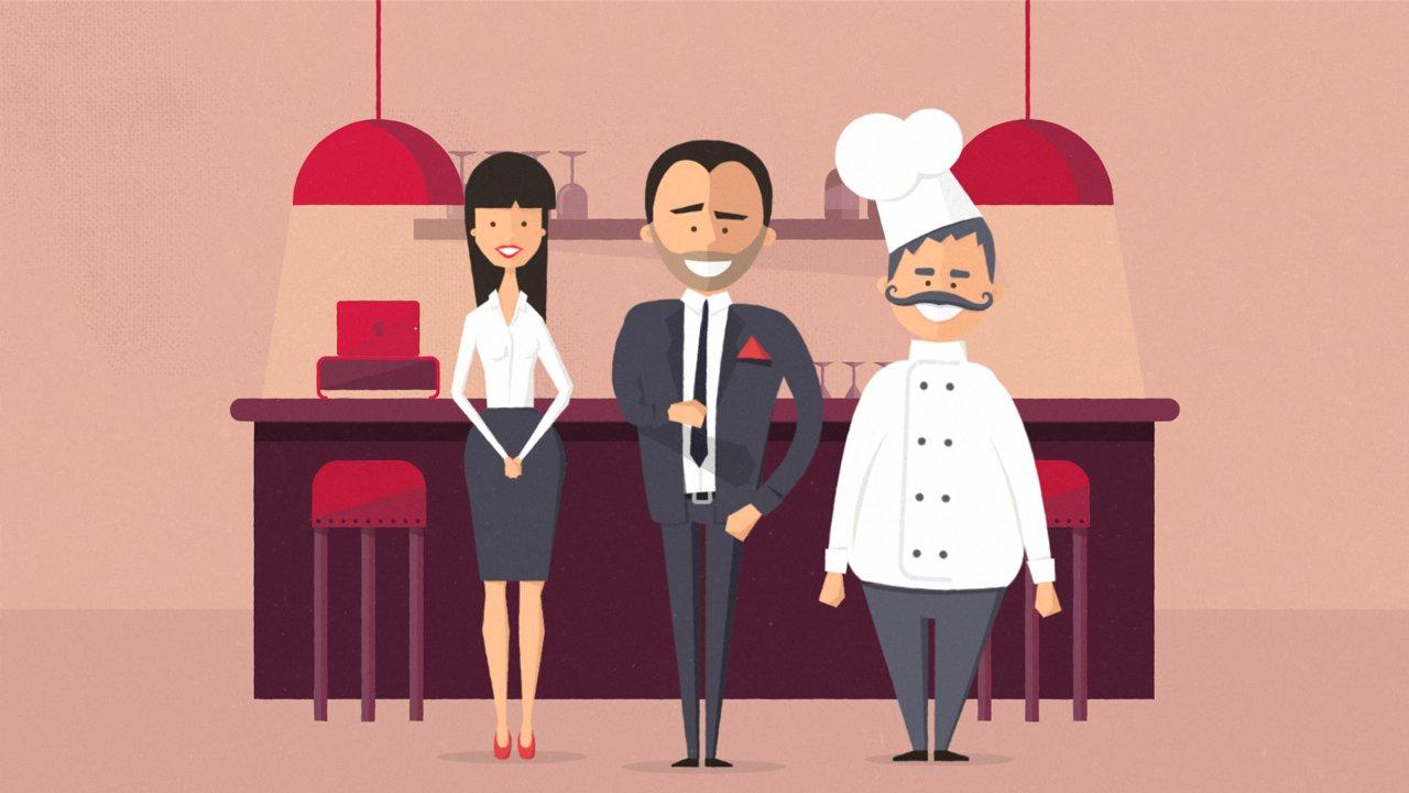 تحميل برنامج كاشير للمطاعم والكافيهات مجانا